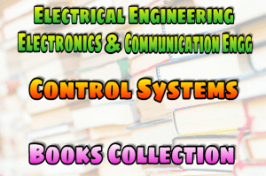 Control Systems Books