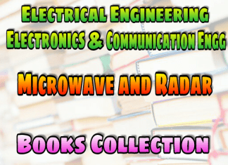 Microwave and Radar Books