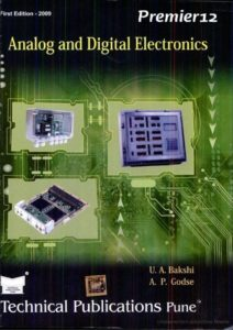 Analog & Digital Electronics By U. A. Bakshi A. P. Godse