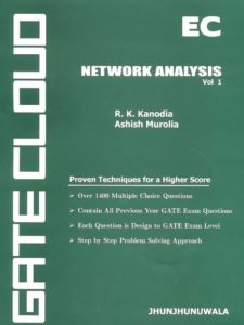 GATE Cloud Network Analysis (Volume - 1) By R K Kanodia, Ashish Murolia