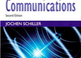 Mobile Communications By Jochen Schiller