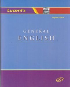 Lucent's General English By A. K. Thakur