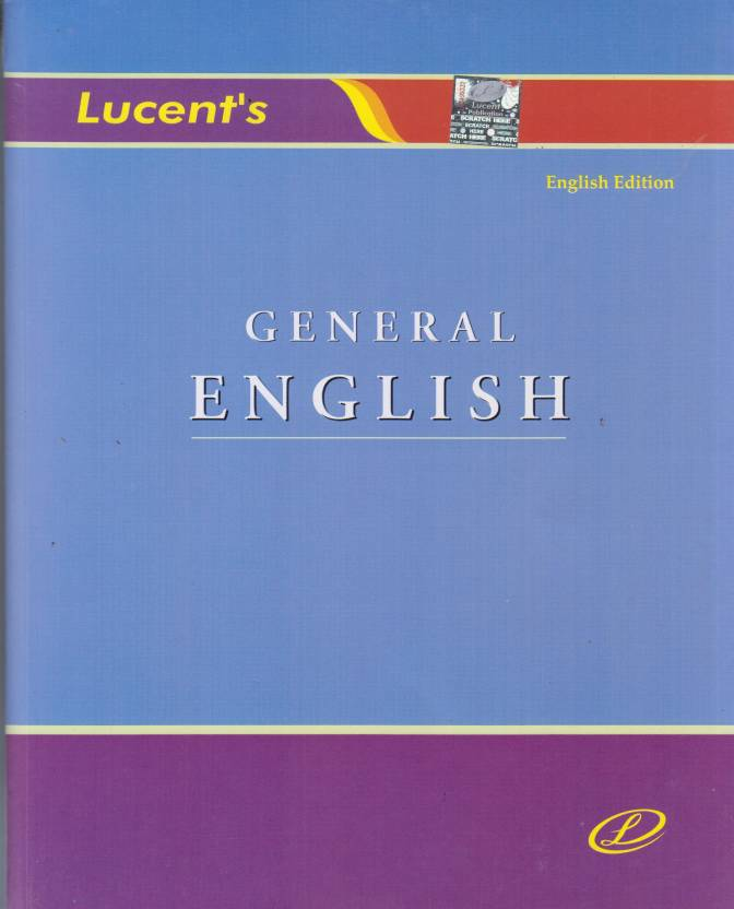 PDF] Lucent's General English By A  K  Thakur Book Free