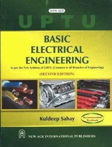 Basic Concepts of Electrical Engineering By Kuldeep Sahay, Shivendra Pathak