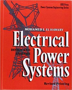 Power System Operation And Control By Psr Murthy Pdf