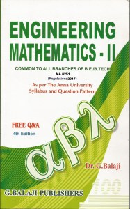 MA8251 Engineering Mathematics II Part A & Part B Important Questions with Answers