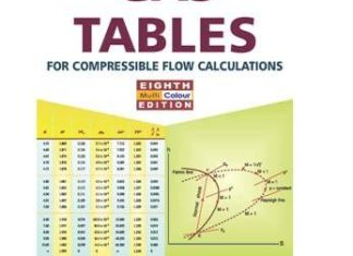 Gas Tables for Compressible Flow Calculation By S M Yahya