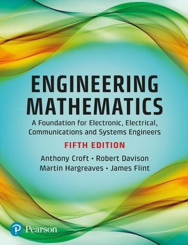 Engineering Mathematics By Dr Anthony Croft