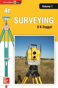 Surveying : Volume 1 By S. K. Duggal