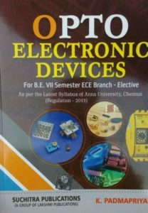 PDF] EC6016 Opto Electronic Devices (OED) Books, Lecture