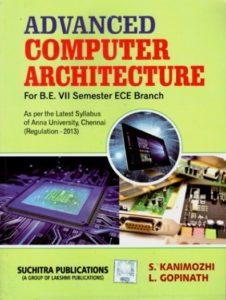 PDF] EC6009 Advanced Computer Architecture (ACA) Books, Lecture