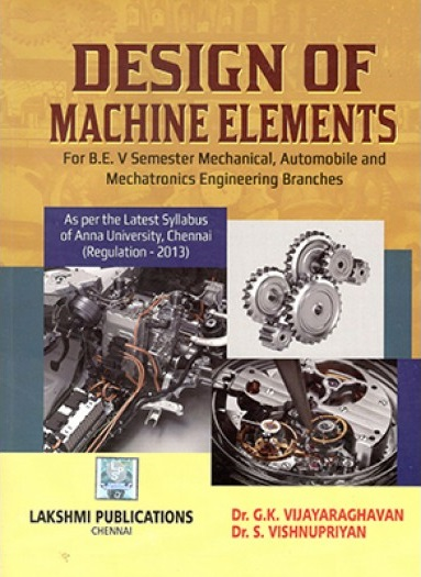 Mechanical Design Book Pdf