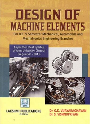 Mechanical Design Book Pdf