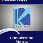 Engineering Maths Kuestion (Kreatryx Publications) Study Materials