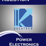 Power Electronics Kuestion (Kreatryx Publications) Study Materials