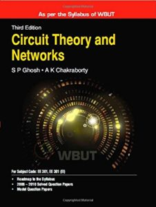 Circuit Theory and Network  By  A. K. Chakraborty Book PDF