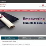 Visit the National Scholarship Portal (NSP)