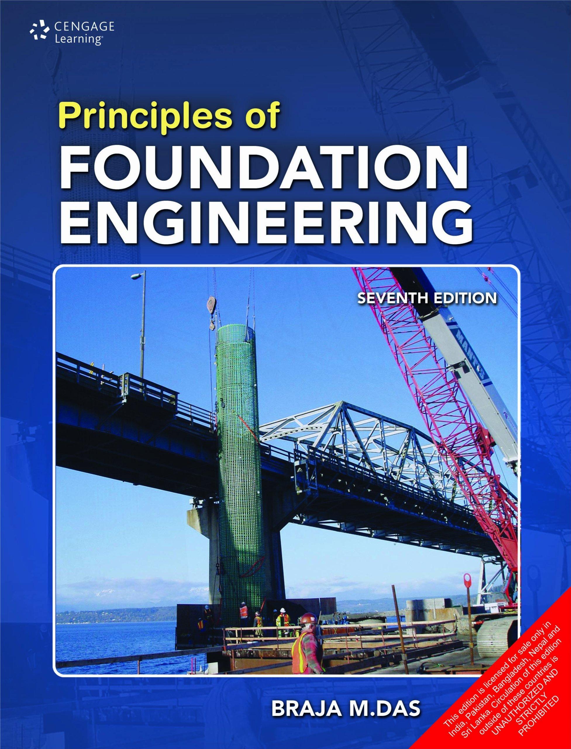 PDF] Principles of Foundation Engineering By Braja M. Das Book Free  Download – EasyEngineering