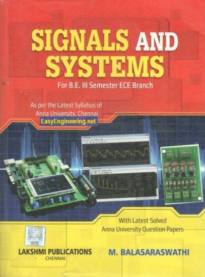 EC6303 Signals and Systems (EC6303 SS) Lecture Notes Syllabus Books 2marks & 16marks Questions with answers Anna University Question Papers Collection & EC6303 Signals and Systems (EC6303 SS) Question Bank with answers