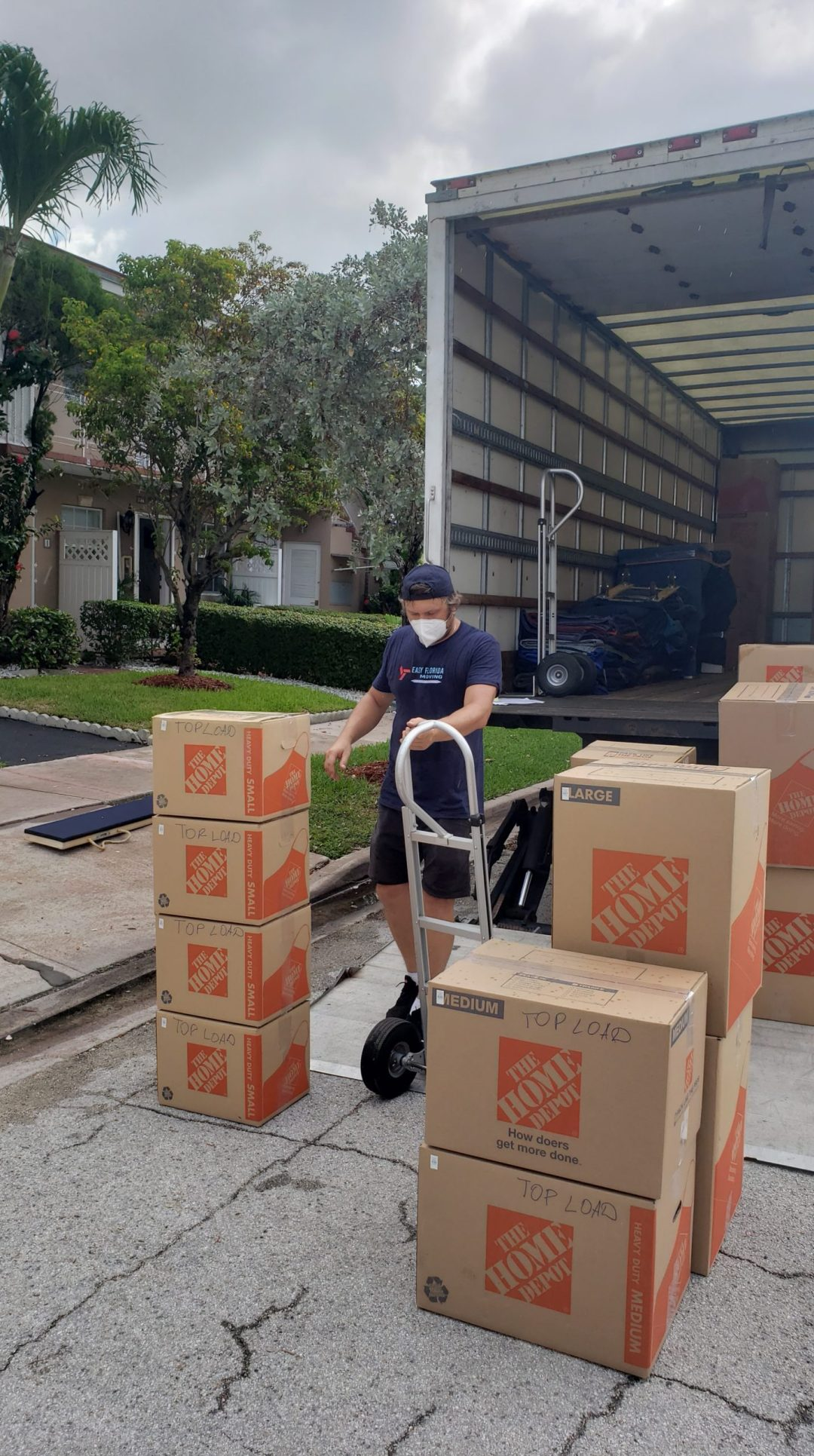 Local & Long-Distance Corporate Moving Service