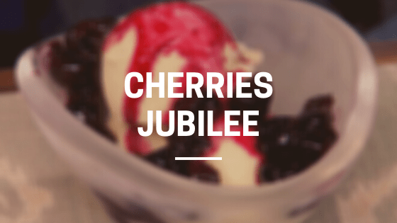 Cherries Jubilee Recipe