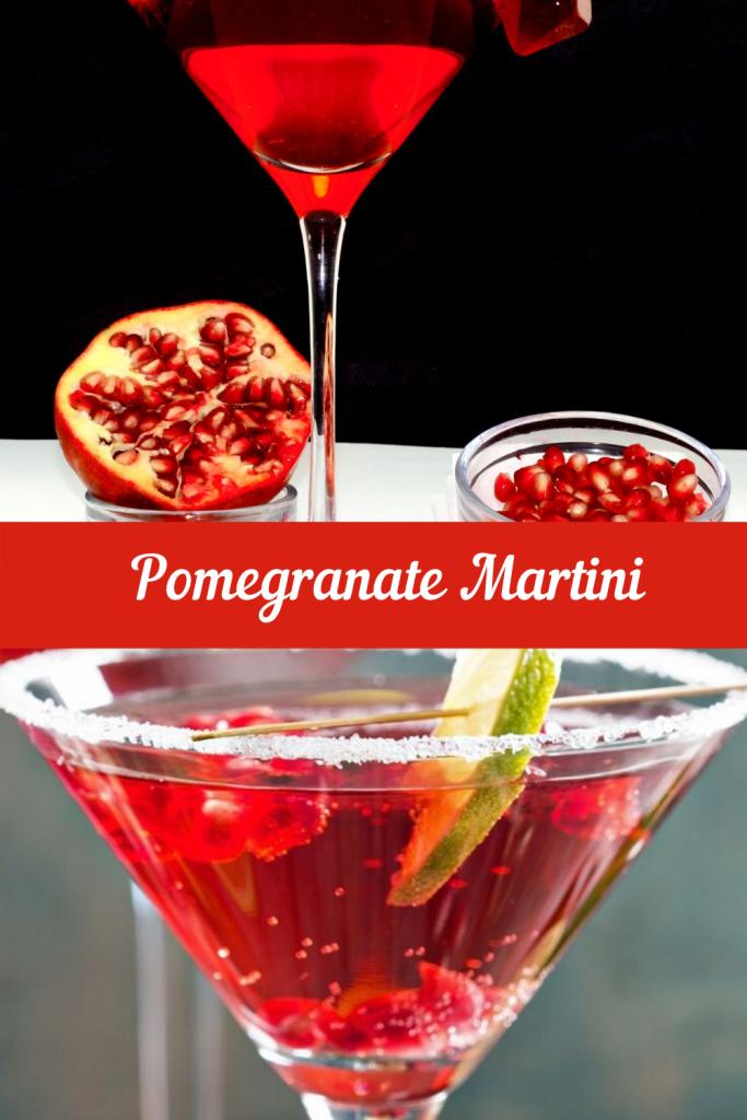 Pomegranate Martini | Easy Food Cooking Recipes