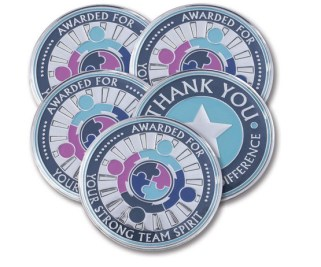 13 AttaCoin - 5 Coins - Employee, Coworker, Office Staff Appreciation Gifts.jpg