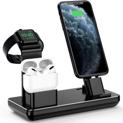 Charging Station for Apple iphone and airpods