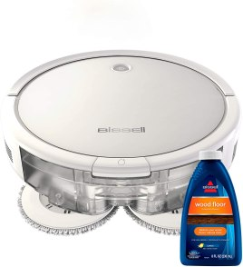 Bissell spinwave robot vacuum cleaner