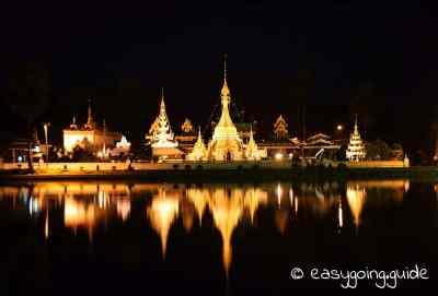 Mae Hong Son Wat Chong Kham