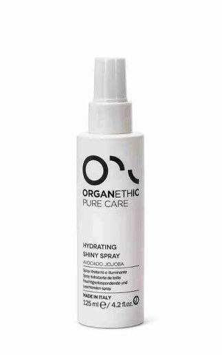 Organethic Pure Care Hydrating Shiny Spray
