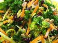 Crunchy Kale Power Salad