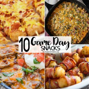 Game Day Snacks