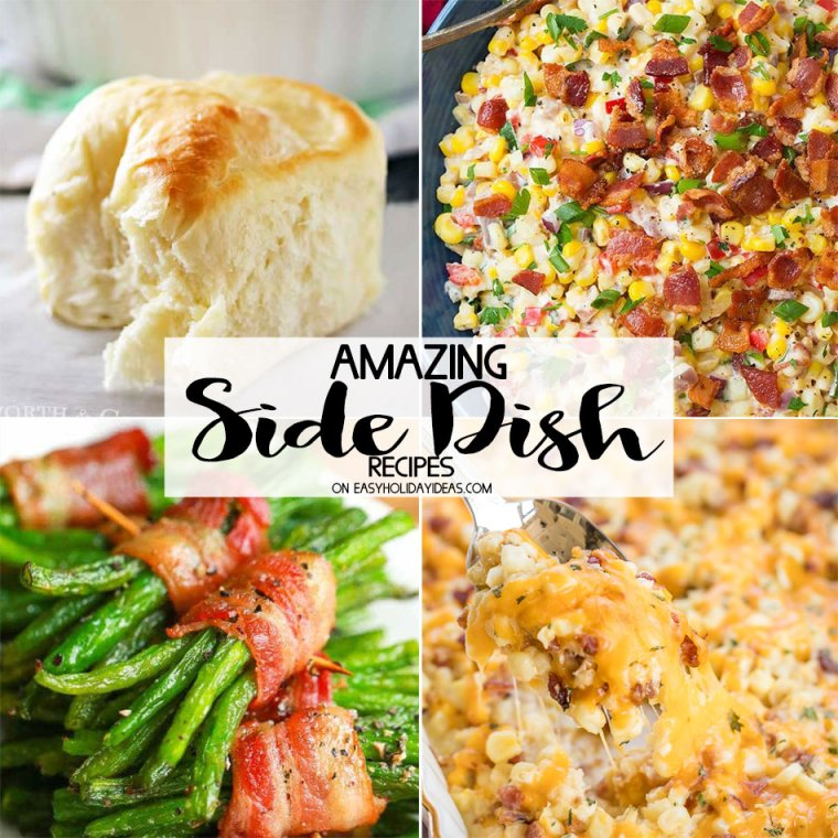 Amazing Side Dish Recipes
