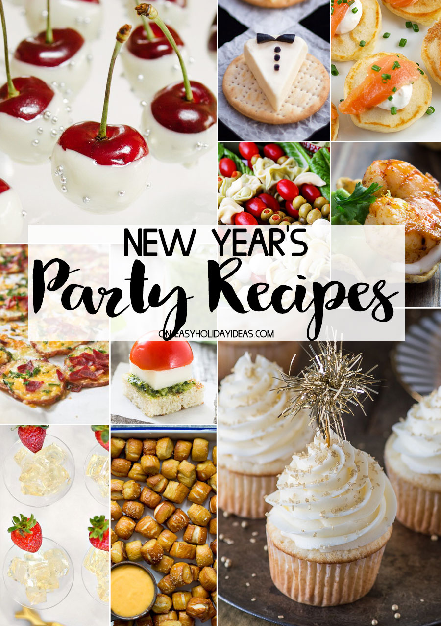 New Years Party Recipes