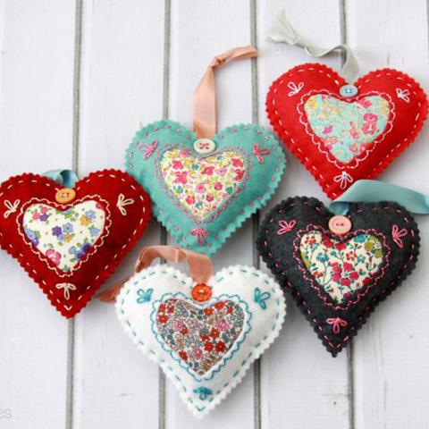 Handmade Valentine Gifts