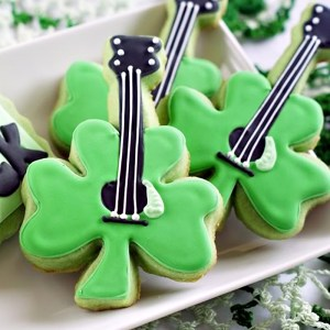 Cute Shamrock Recipes