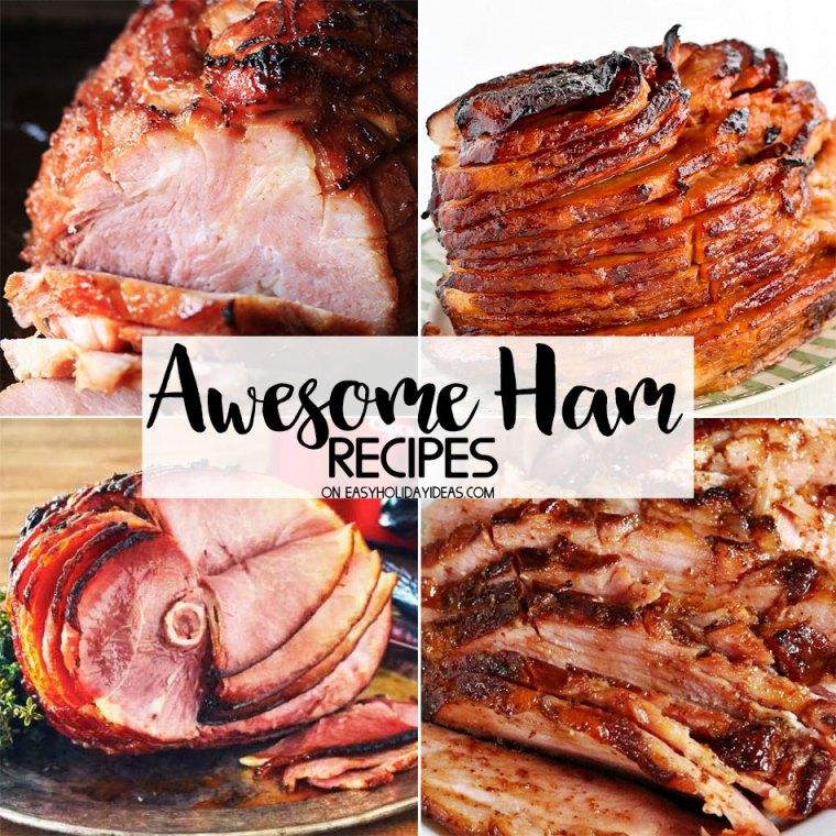 Awesome Ham Recipes