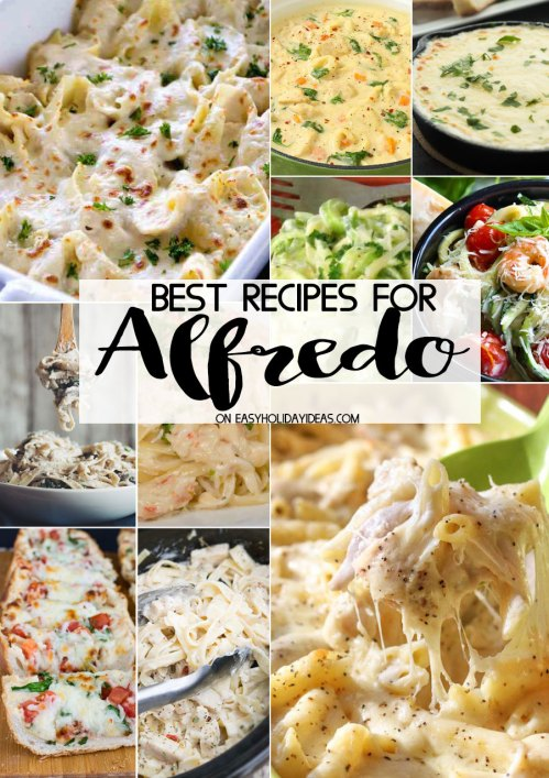 Best Alfredo Recipes