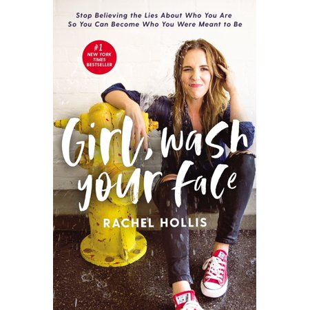 girls wash your face stop