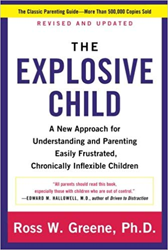 Books I read - The explosive child
