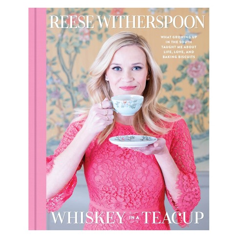 Books I read - Whiskey in a tea cup book