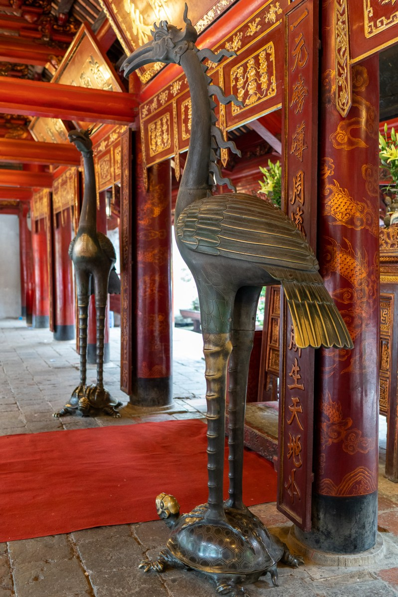 Holiday diary - The Temple of Literature