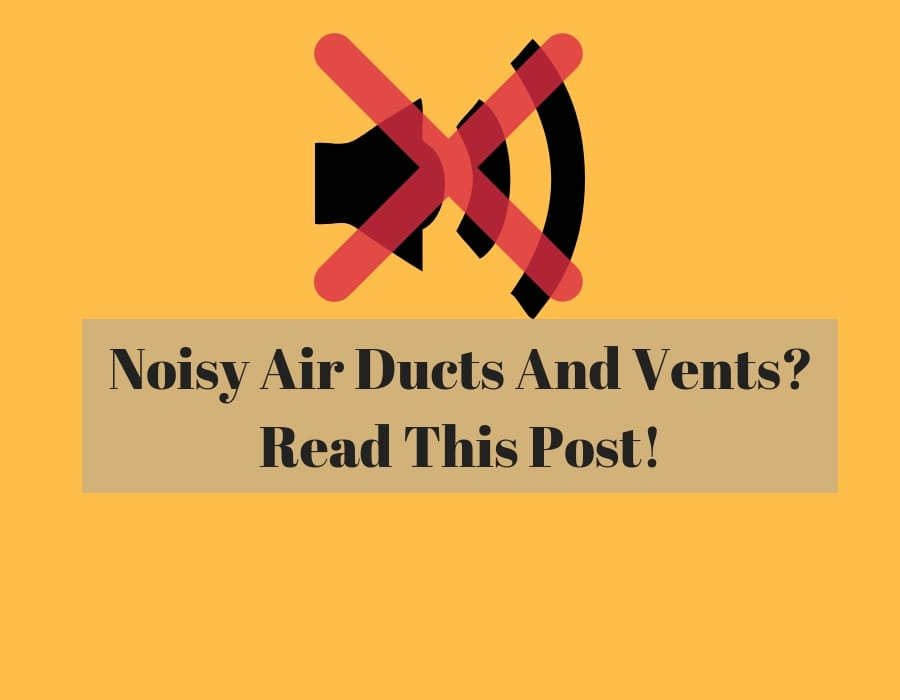 10 Ways To Soundproof Your Air Vents And Ductwork Fast