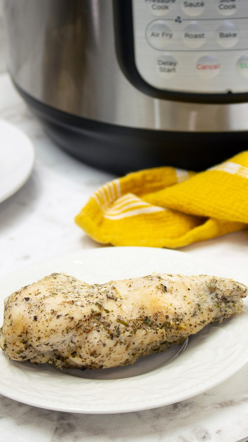instant pot chicken breast recipe