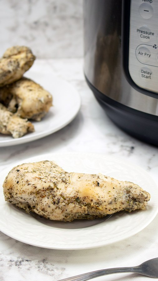 instant pot chicken breast