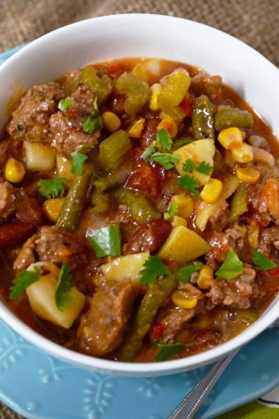 instant pot shipwreck stew