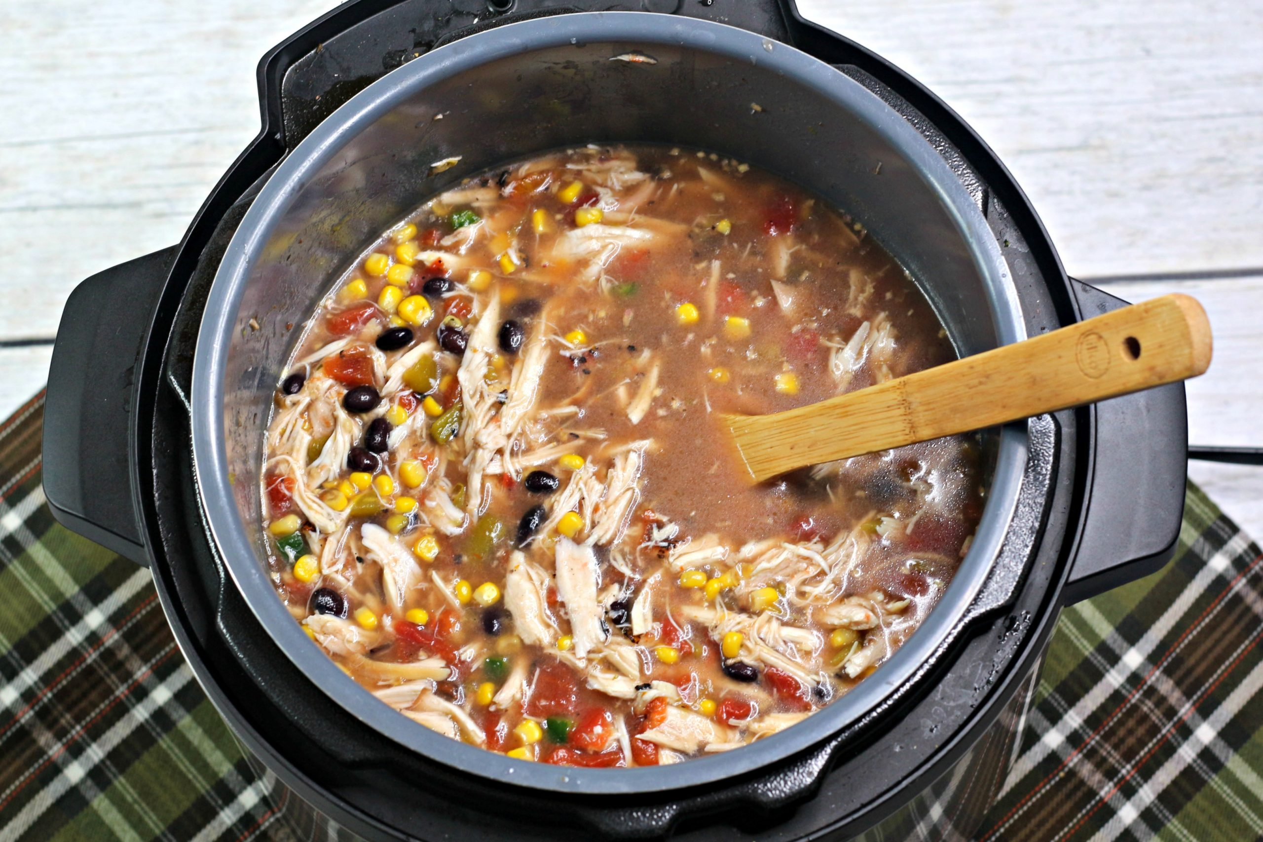 Instant Pot Mexican Chicken Soup