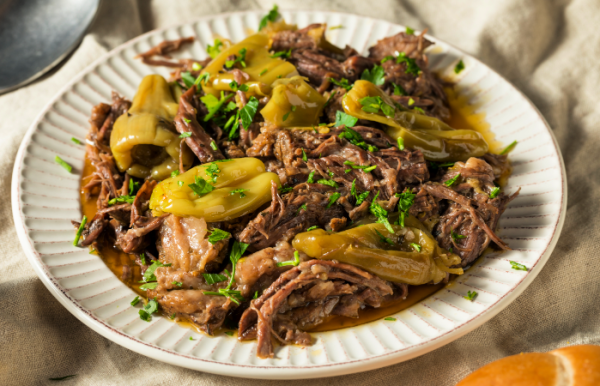 How to make Mississippi pot roast in the instant pot