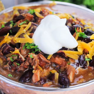 Instant Pot turkey chili 2